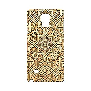 BLUEDIO Designer Printed Back case cover for Samsung Galaxy Note 4 - G0063