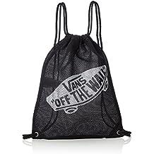 Amazon.es: bolsas vans - Negro