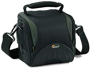Lowepro Apex 110 AW Shoulder Bag for Digital Cameras/Camcorders - Black