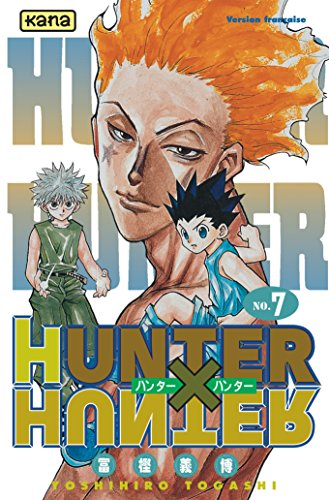 Hunter X Hunter, tome 7 par Yoshihiro Togashi