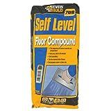 Everbuild SELF20 708 - Producto para nivelar suelos (20 kg)