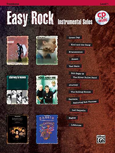 Easy Rock Instrumental Solos für Posaune