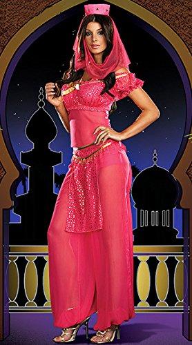 (Gorgeous Film-Thema- Halloween-Kostüm- Maskerade Tanzleistung Kleidungsmädchen Indien und arabischen , #1)