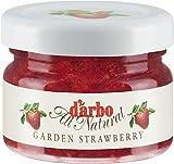 #2: D'arbo Garden Strawberry Jam Jar, 28g,Pack of 4