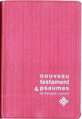 Nouveau Testament et Psaumes en français courant - Format miniature