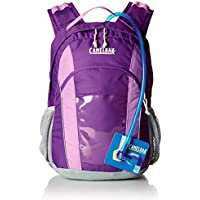 Camelbak Kids Scout 12L Hydration Pack With 1.5L Bladder (Pansy/African Violet) - Camelbak Bambini Zaino