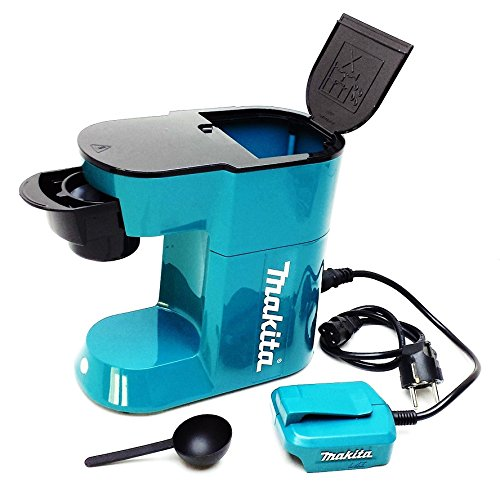 Makita DCM500Z 18v Cordless and Mains Coffee Maker Naked 51mGfBk3kpL