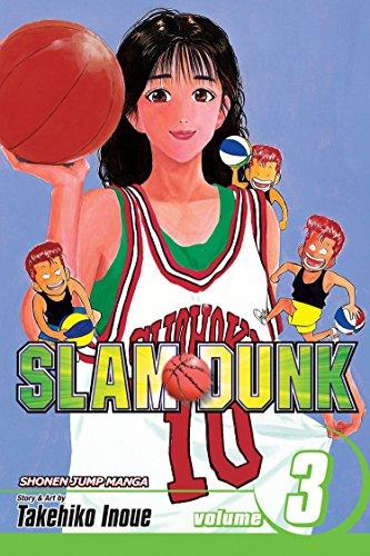 Slam Dunk, Vol. 3 Cover Image