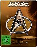 Star Trek: The Next Generation - Season 2 (Steelbook, exklusiv bei Amazon.de) [Blu-ray] [Limited Collector's Edition] [Limited Edition]