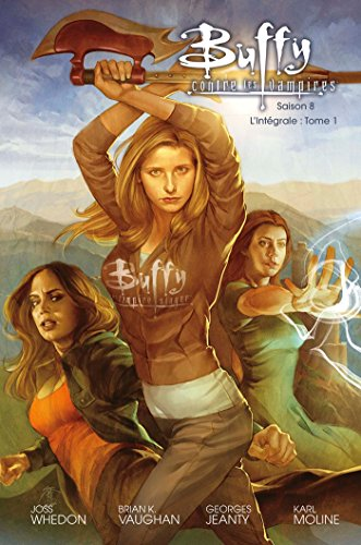BUFFY INTEGRALE SAISON 8 T01