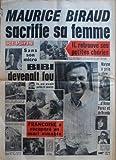 Telecharger Livres ICI PARIS N 1214 du 01 10 1968 ADAMO MARQUE PAR LA FATALITE LA GLOIRE JE LA PAIE AVEC DES LARMES ET DU SANG CHAQUE ETE UN DRAME M ACCABLE GILLES SE TUE SUR LA ROUTE LES VOITURES ROUGES ME PORTENT MALHEUR SALVATORE A JURE C ETAIT MON FRERE SES ENFANTS SERONT LES MIENS MAURICE BIRAUD SACRIFIE SA FEMME SANS SON MICRO BIBI DEVENAIT FOU IL EN AVAIT PERDU LE SOURIRE FRANCOISE A RECUPERE UN MARI AIMABLE IL RETROUVE SES PETITES CHERIES MARYSE A PRIS LA PLACE D ANNE (PDF,EPUB,MOBI) gratuits en Francaise