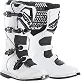 364-56410 - Fly Racing 2016 Maverik Motocross Boots 9 White Black