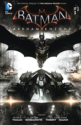 Batman Arkham Knight HC by Peter J. Tomasi (2014-06-25)