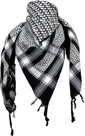 Palstinenser Tuch Schal - Schwarz