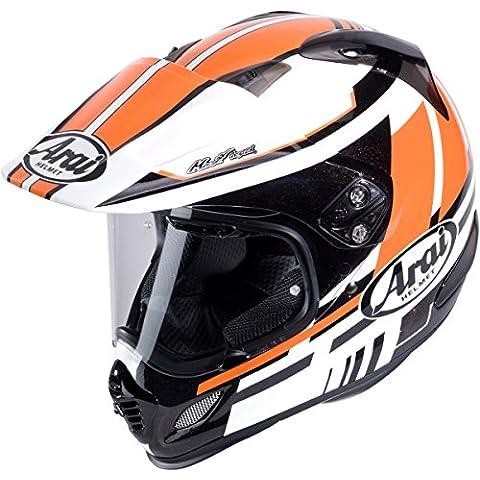 2016Arai Tour-X 4Shire Casco di moto, arancione