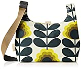 Orla Kiely Women's Summer Flower Stem Mini Sling Bag Shoulder Bag