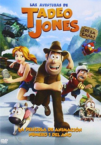 Las Aventuras De Tadeo Jones [DVD]