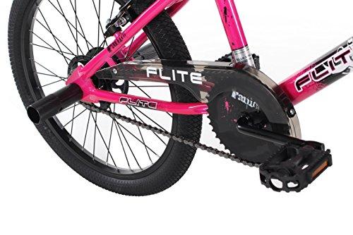 Flite Girl's Panic BMX Bike, 20 inch – Pink