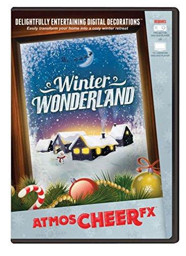 AtmosCHEERfx Winter Wonderland Holiday Digital Decorations