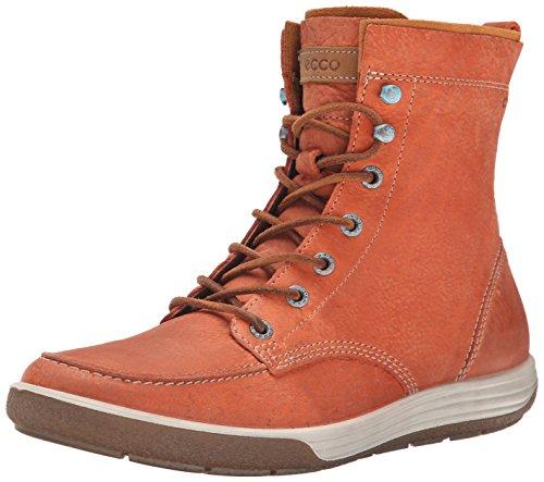 7c0e977d5ec332 ECCO CHASE II Damen Chukka Boots Orange PICANTE WHISKY AMBER 59258 ...