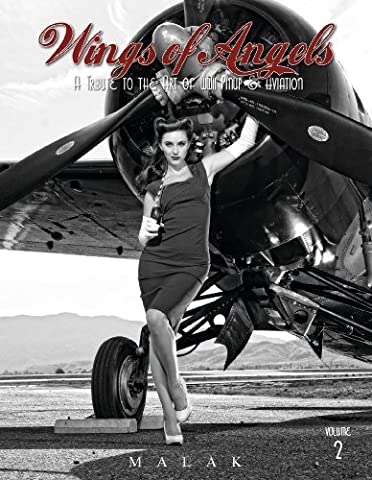 Wings of Angels: A Tribute to the Art of World War II Pin-Up & Aviation