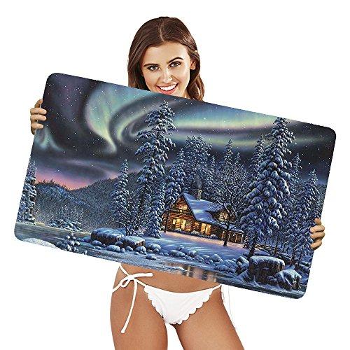 xtremepads-tapis-de-souris-extra-large-pour-jeu-artistic-winter-aurora-borealis-