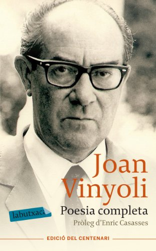 Poesia completa: Pròleg d'Enric Cassasses (LB) por Joan Vinyoli Pladevall