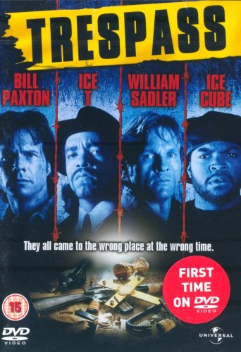Trespass [DVD] by Bill Paxton