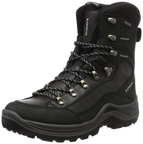 Lowa Renegade Ice GTX, Chaussures de Randonnée Basses Homme Noir (Schwarz_black)