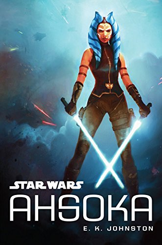 Star Wars: Ahsoka por Emily Kate Johnston