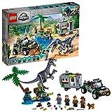 LEGO75935 - JurassicWorld Baryonyx' Kräftemessen: die Schatzsuche, Bauset