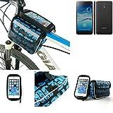 Fahrrad Rahmentasche für Jiayu S3 Advanced,