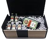 Jägermeister Geschenkset #1x0,7l Flasche +5x 0,02l