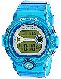 Casio Womens Baby G BG6903-2B Blue Rubber Quartz Sport Watch