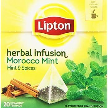 Lipton T Morocco Menta y...