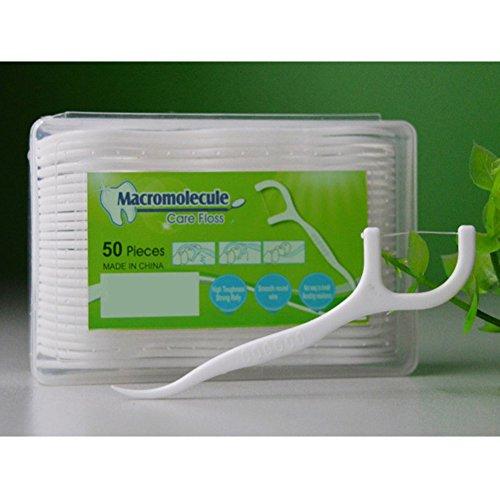 Schönheit & Gesundheit 30 Stücke Neue Unisex Weiß Interdentalbürste Zahn Flosser Pinsel Zähne Stick Kunststoff Zahnstocher Nylon Draht Zahnseide Zahnstocher
