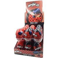 Prodigiosa: Las aventuras de Ladybug 24 huevos sorpresa con caramelos y regalo