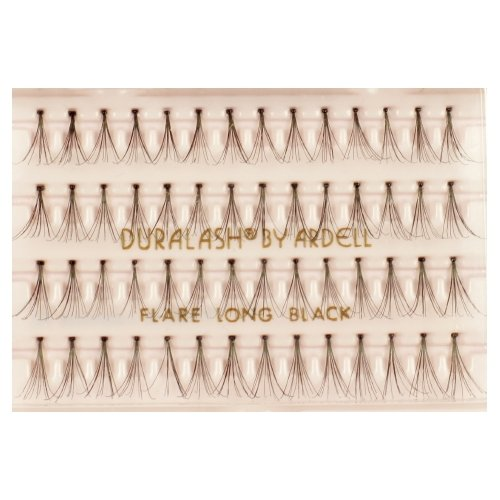 (6 Pack) ARDELL DuraLash Flare Lashes - Flare Medium Brown
