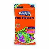Dentek Fun Flossers, Pack of 6, Total 240