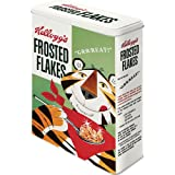 Nostalgic-Art 30304 Kellogg's - Frosted Flakes Tony Tiger, Vorratsdose XL