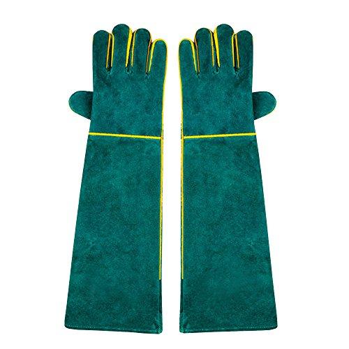 NUZAMAS 1par de guantes de soldadura