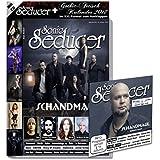 Sonic Seducer 09-2016 + Gothic-Fetisch Kalender 2017 im XXL-Format + CD mit exkl. Vorabsong zum Album Leuchtfeuer von Schandmaul + 15 weitere Songs, Bands: Schandmaul (Titel), In Extremo u.v.m