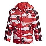 adidas Spiderman Windbreaker, bébé Enfant XS Blanc/Rouge/Noir (White/Active...