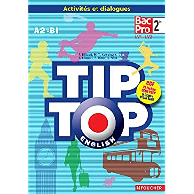 Tip Top English Seconde Bac Pro Cd Audio Pdf Online