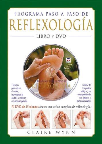 Programa paso a paso de reflexología por Claire Wynn