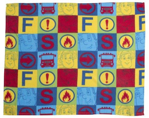 Fireman Sam - Coperta in pile Coperta 120x150cm Duty