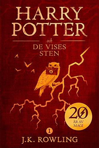 Harry Potter och De Vises Sten (Harry Potter-serien Book 1) (Swedish Edition)