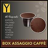 40NESPRESSO-kompatible Kaffeekapseln Vielzahl Pack–8verschiedene Mischungen
