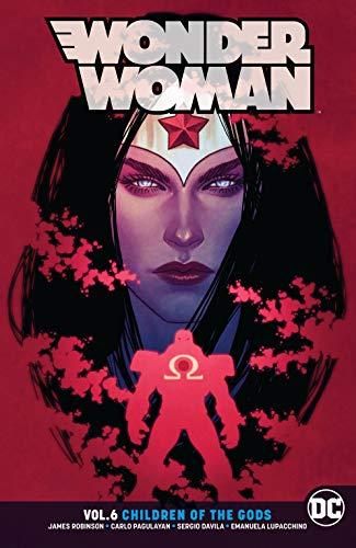 Wonder Woman (2016-) Vol. 6: Children of the Gods (English Edition ...
