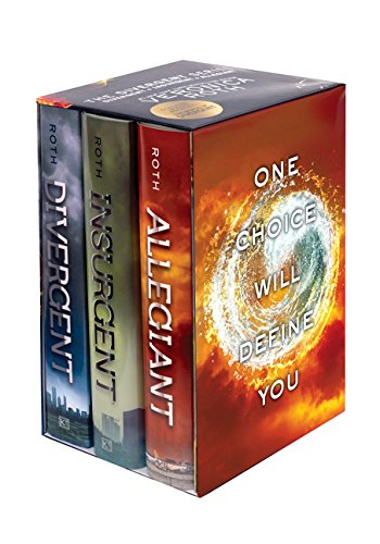 Roth, V: Divergent Series Complete Box Set